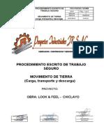 003-PETS PARA MOVIMIENTO  DE TIERRAS