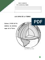 GUIA 1 CAPAS DE LA TIERRA