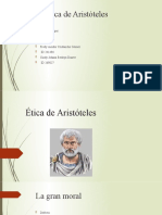 LA ETICA DE ARISTOTELES