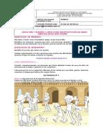 Guía Nº 10 a. Integradas (Religión - Ética). Grado 2º