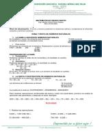 GUIA 2 MATEMATICAS 6-B-C LILIANA ROMO