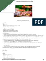 FAÇA & VENDA - Doces Finos para Casamento - 100 receitas de docinhos