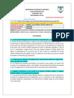Cuestionario DE Reproducción.