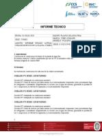 INFORME PLANTA DE AGUA FRIA NOVA
