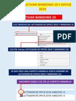 COMO ACTIVAR WINDOWS 10 Y OFFCIE 2019 CON KMSTOOLS-MAY 2020