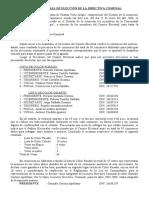 A_ ACTA ELECTORAL DE ELECCIÓN DE LA DIRECTIVA COMUNAL HUATUN NISTA