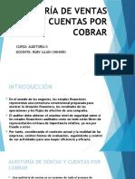 A. DE VENTAS-CxCOBRAR