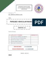 PROYECTO ANALISIS DE SISTEMAS (PARQUEO MUNICIPAL)