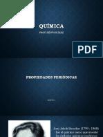 TEMA 4 - PROPIEDADES PERIÓDICAS-PPT