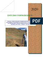 Estudio Topográfico de r. Solidos
