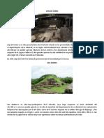 Sitios Arqueologicos El Salvador