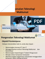 Introduction To ICT