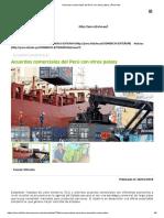 Acuerdos comerciales del Perú con otros países _ Perú Info