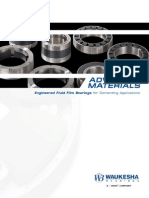 Advanced bearing Materials