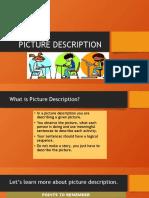 PICTURE DESCRIPTION- class 4