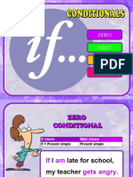 CONDITIONALS POWER POINT