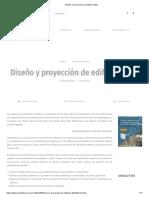 Diseño y proyección de edificios altos -