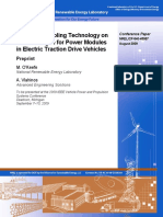 2009_Impacts of Cooling Technology on Solder Fatigue for Power Modules in Electric Traction Drive Vehicles_Keefe