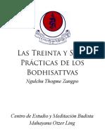 Las-Treinta-y-Siete-Prácticas-de-los-Bodhisattvas