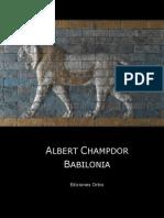 Albert-Champdor-Babilonia