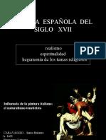 8- Focos pintura española XVII