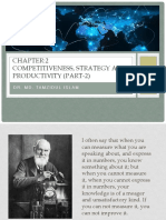 Chapter 2-Competitiveness, Strategy and Productivity (Part-2) (1)