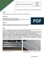 FT 09 00 Aspecto y terminación del acero galvanizado (1)
