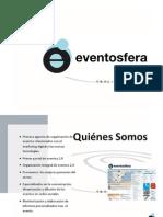 Dossier Social Media para eventos 2011