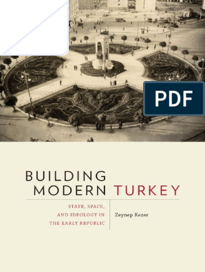 building modern turkey state space
