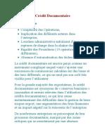 Pratique du Crédit Documentaire COMEX
