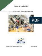 Introducción a los Costos de Producción