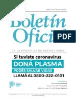Boletin Oficial Provincia Buenos Aires