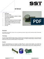 CO2 datasheet