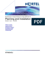Site Manager for OM6500 R3.0 Planning and Installation Guide [NTNM34DJ.i01]