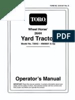toro wheelhorse demystification electical wiring diagrams for all, Wiring diagram