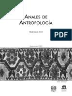 Genética poblacional en Mesoamérica