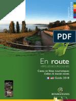 En route vers les Bourgognes 2018