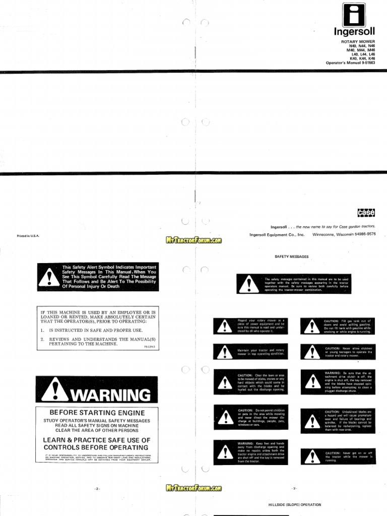 Case 222 Tractor Wiring Diagrams Electrical 430ck Diagram Ingersoll Basic Guide U2022 Kubota