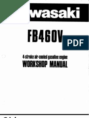 Bestseller: 28 Hp Kawasaki Small Engine Service Manual