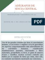 4 ESTADÍGRAFOS DE TENDENCIA CENTRAL
