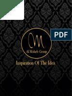 Al Moheb Group Company Profile.