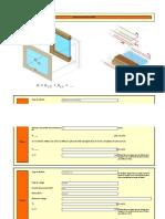 feuille excel de dimensionnement-Calcul_U_fenetre