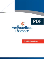 New Found Land Labrador GSM Brand Standards