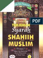 Syarah Shahih Muslim I full BMK