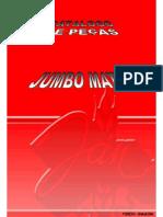 Catalago de peças Jumbo Matic