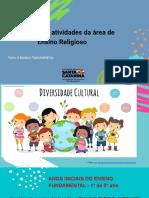 Sugestões de atividades na área de Ensino Religioso - Anos Iniciais  EF.pdf