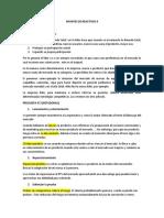 APUNTES DE REACTIVOS 9