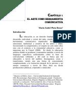 EL ARTE COMO HERRAMIENTA COMUNICATIVA
