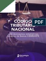 CÓDIGO-TRIBUTÁRIO NACIONAL-legisação estratégica-8