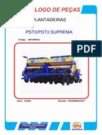 CATALOGO DE PEÇAS TATU PST3